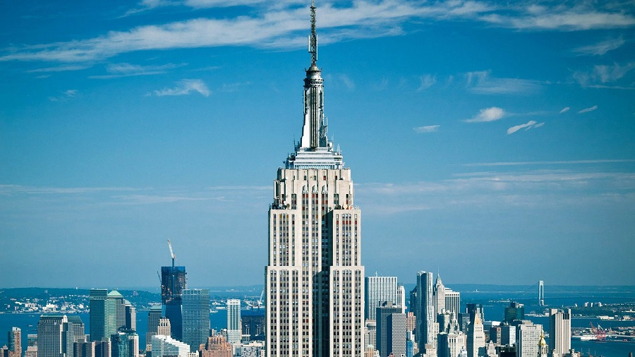 Empire State Building 2013 New York : l' «...