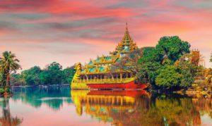 Visitez la Birmanie, un pays très touristique