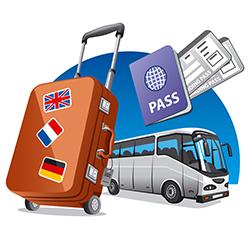 Voyager en Europe en bus